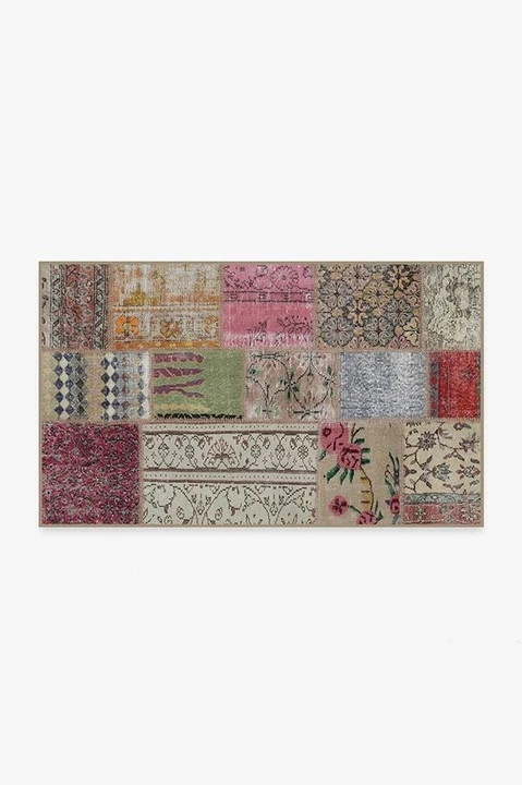patchwork boho A RC 0044 35 720x720 - 10 Rugs for Small Areas You Simply Cannot Live without