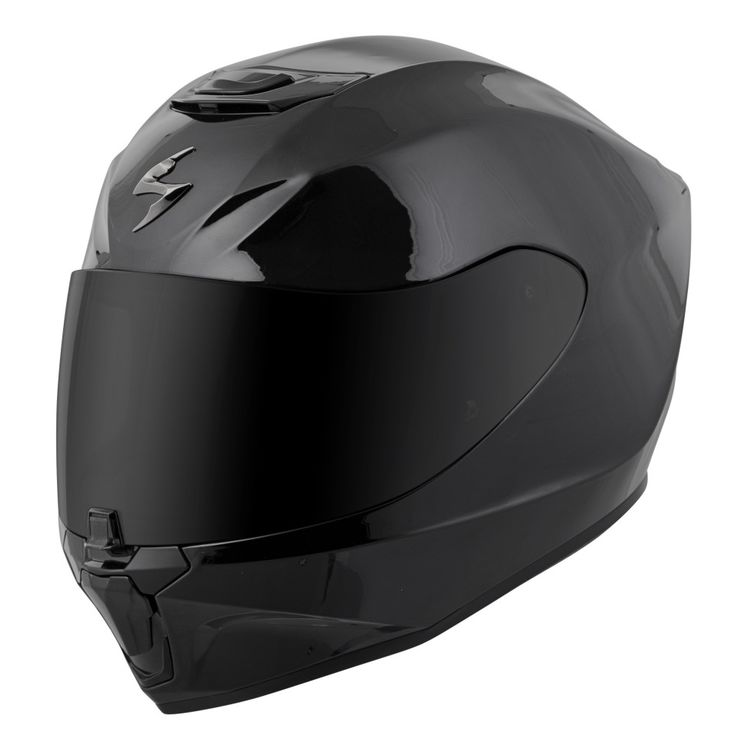 scorpion exo r420 black 750x750 - 11 Stylish And Protective Riding Wear