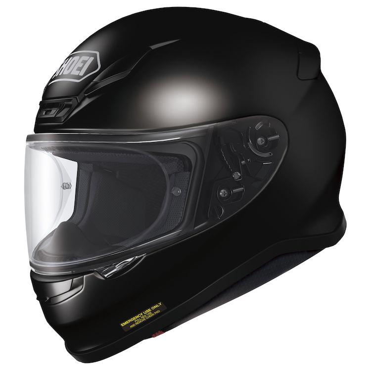 shoei rf1200 helmet solid black 750x750 - 12 Motorcycle Riding Wear In Style