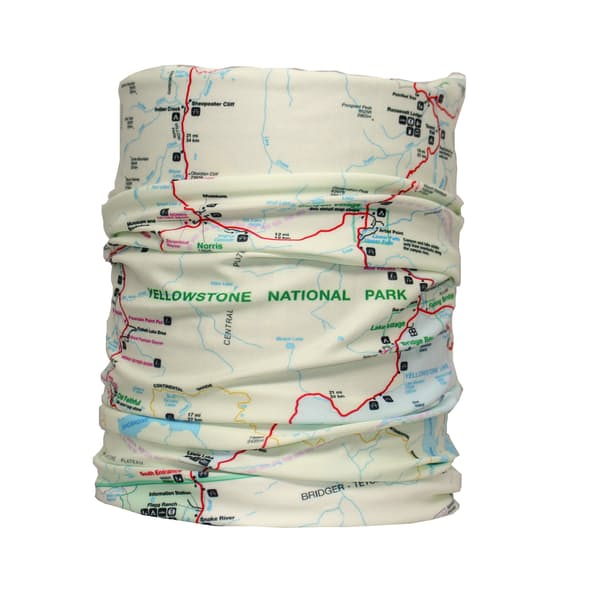 5VhL46XWgF wear a map yellowstone national park gaiter face masks bandanas 0 original - 8 Best Accessories For The Active Man