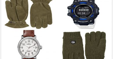 8 Gloves and Watch That Complements Mens Fashion 390x205 - 8 Gloves And Watch That Complements Men's Fashion