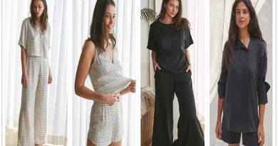 9 Silk Pajamas Set For The Best Sleep You Expect 390x205 - 9 Silk Pajamas Set For The Best Sleep You Expect